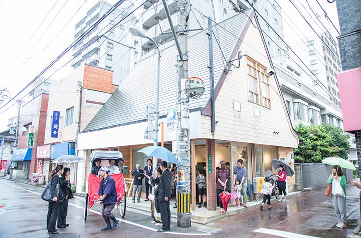 テツシンデザインオフィス+(株)斎藤政雄建築事務所